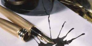 Como Tirar Mancha de Tinta de Caneta de Roupas