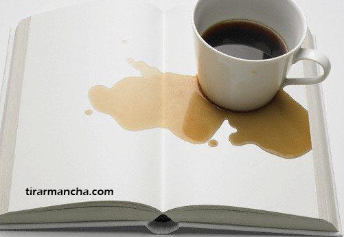 Tirar mancha de café de piso de porcelanato