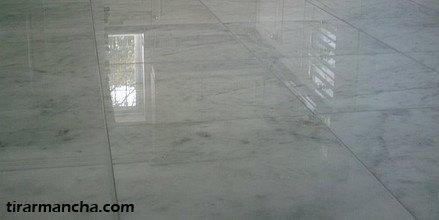 Como tirar mancha de iodo do mármore