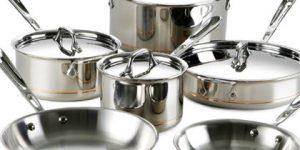 Como polir louça e utensílios de alumínio